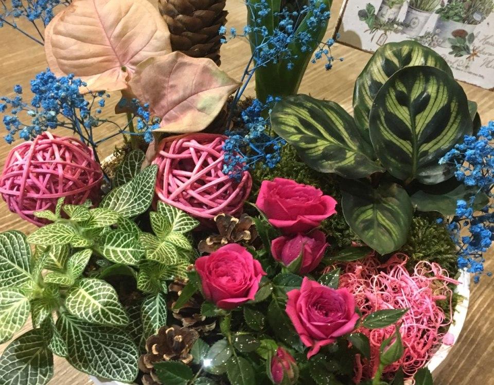 Envoyer des fleurs à Roquebillière avec votre fleuriste Fleurs Vert Tige