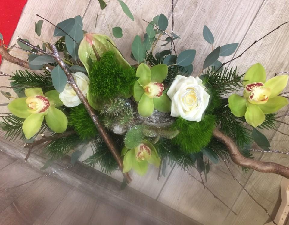 Envoyer des fleurs à Bastia avec votre fleuriste Nathy Fleurs