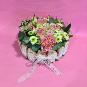 Envoyer des fleurs à La Tour d'Aigues avec votre fleuriste Pétales de Rose