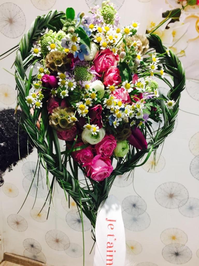 Blog du site fleuristes et fleurs les artisans du bonheur for Fleurs de fleuriste