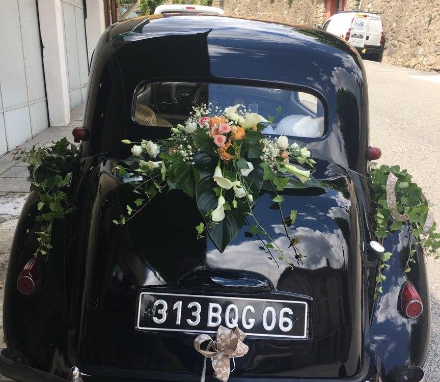 Fleurs Vert Tige