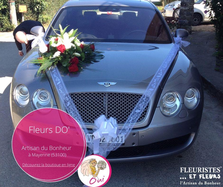 voiture mariage mayenne
