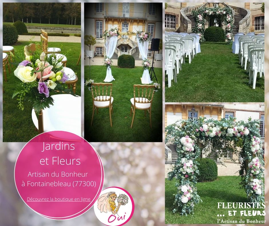 Mariage fontainebleau