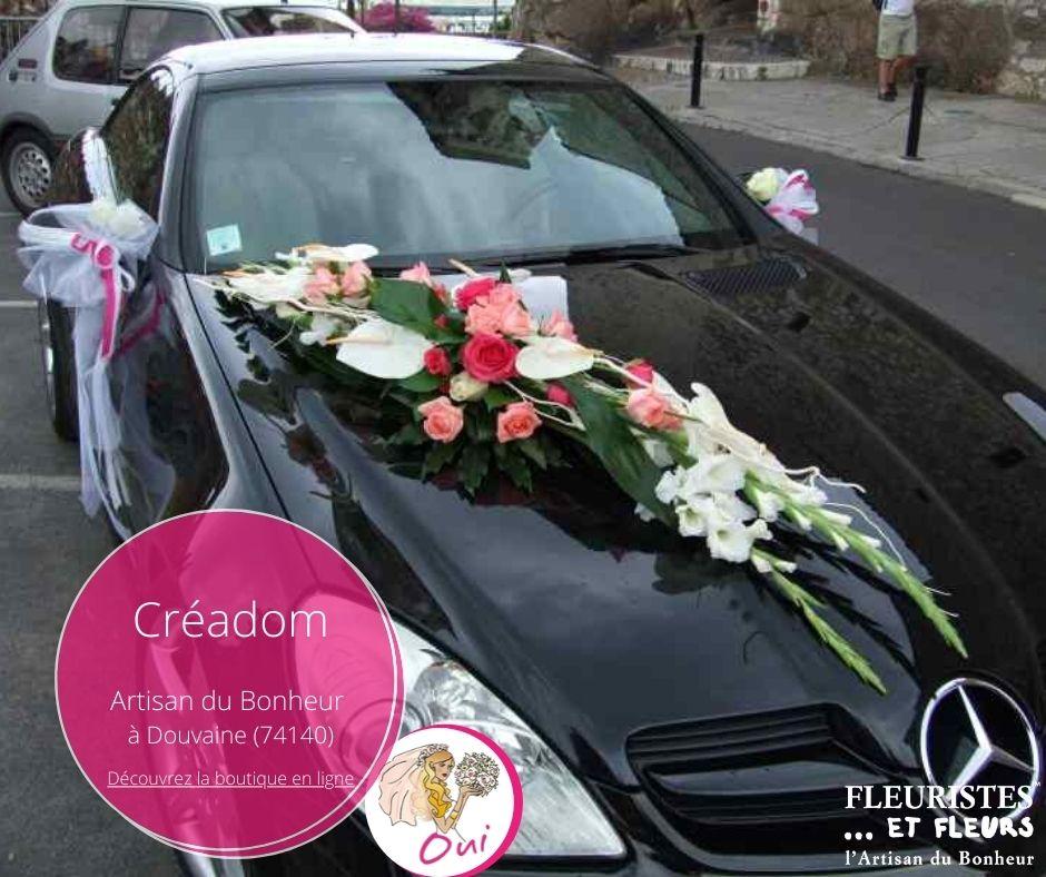 voiture mariage douvaine