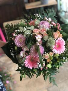 Artisan fleuriste à Avallon