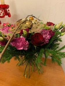 Fleuriste à Roquebilière
