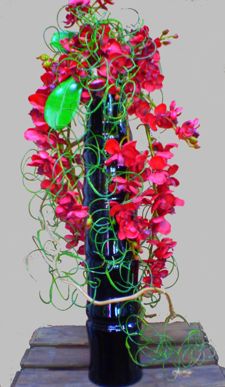 Artificiel  Fleurs Nature Contemporain