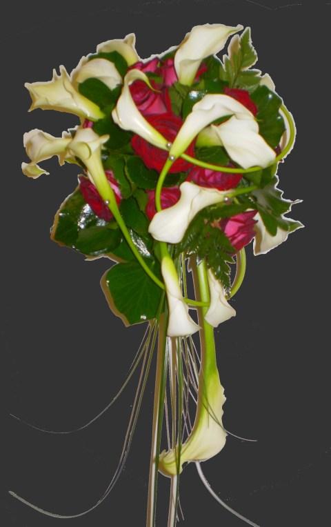 Mariage  Fleurs Nature Contemporain