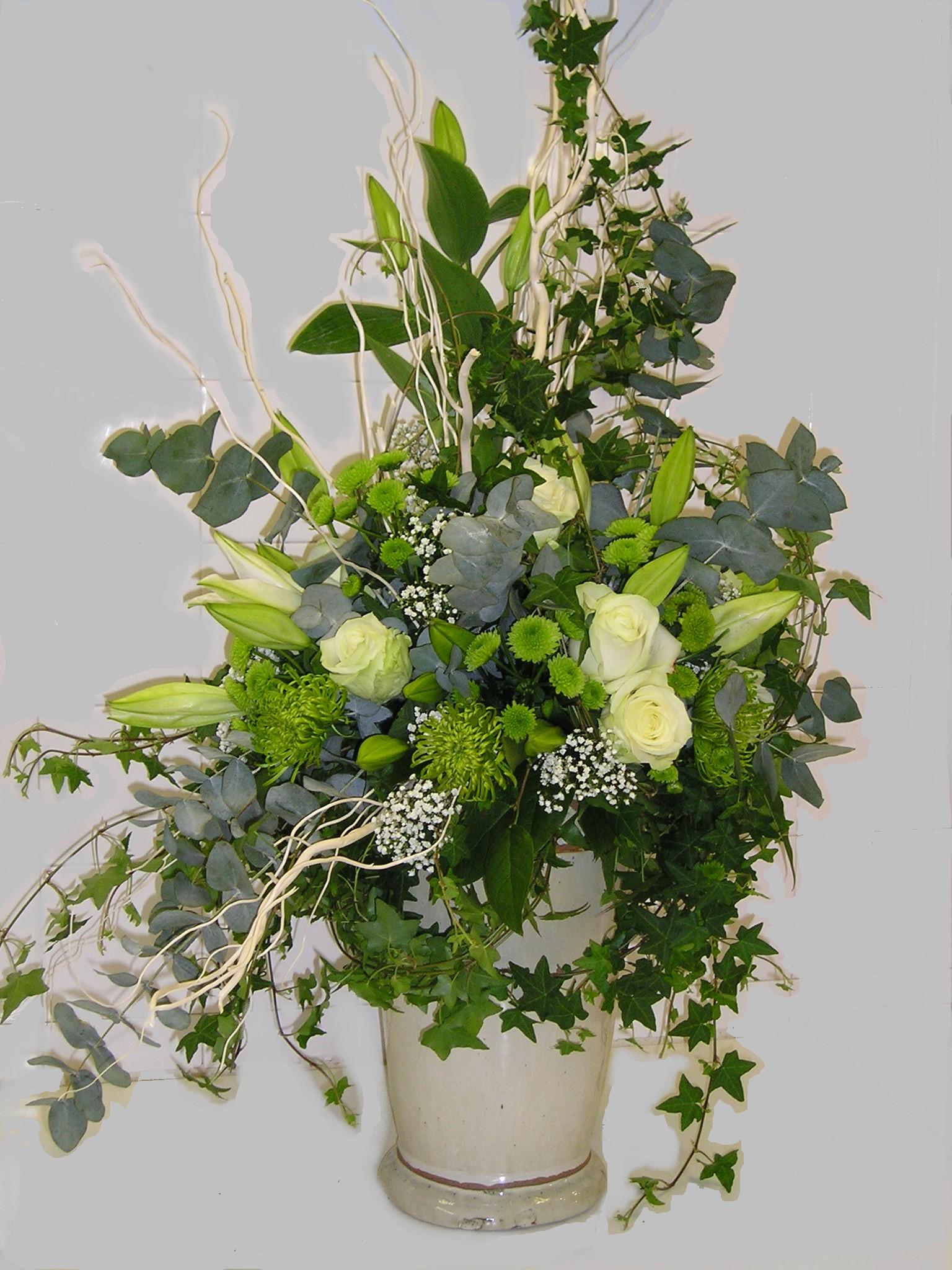 Art floral  Fleurs Nature Contemporain