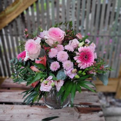 B.Cornut Fleuriste - Tout en Rose