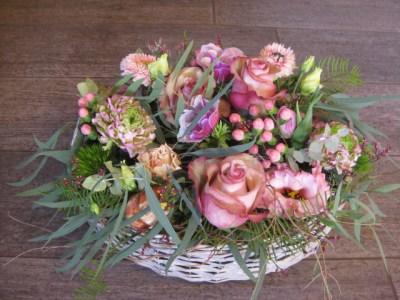 B.Cornut Fleuriste Surprise Rose