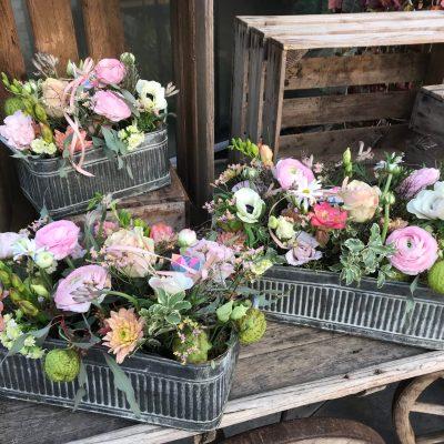 B.Cornut Fleuriste - Le printemps tout doux