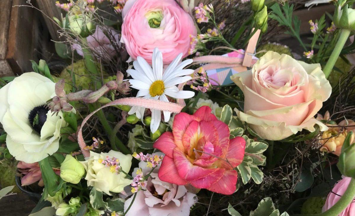 B.Cornut Fleuriste - Le printemps arrive