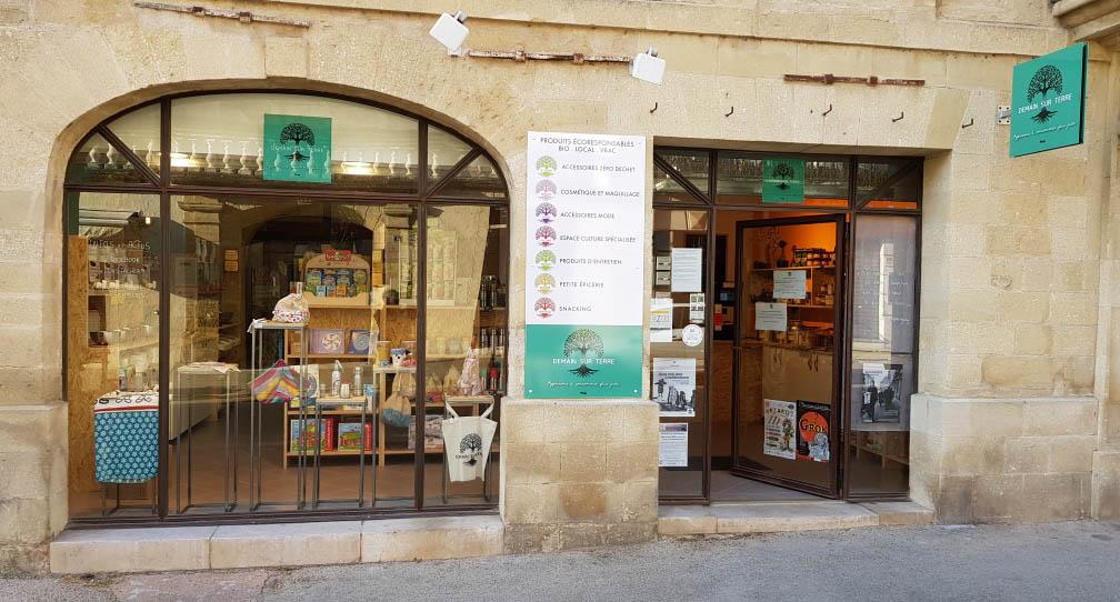 L'heure du Vrac, Salon de Provence