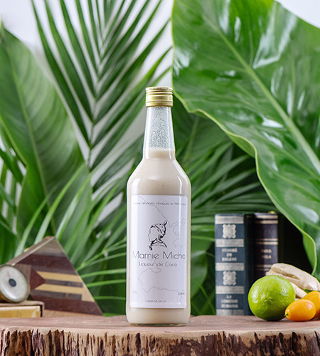 punch coco artisanal mamie micho 70 cl 12 5