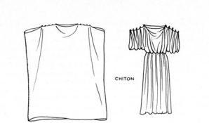 Tunica - Chiton Style