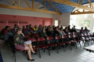 Réunion d'information au personnel de la commune sur les précautions à prendre en cas de pandémie