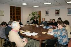 Conseil d'administration du CCAS