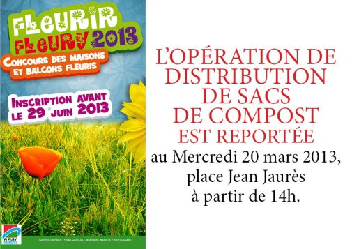 report distribution sacs composts