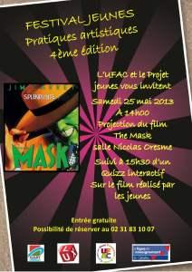 affiche festival 25 mai