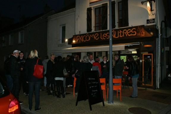 Réouverture du bar Pacôme les autres sur la plac Jean Jaurès