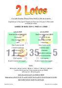 Affiche lotos 08 03 2014
