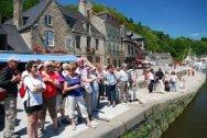 La randonnée du 18 mai à Dinard-Dinan