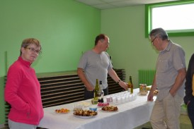 Le repas du 14 juin de la Section Randonnée Pédestre du F.L.E.P