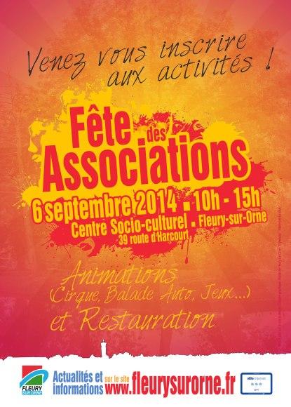 Fête des associations 2014
