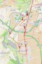 Parcours course en ligne 1