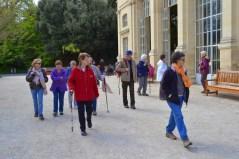 La promenade du 28 avril à Caen