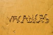 vacances sur le sable