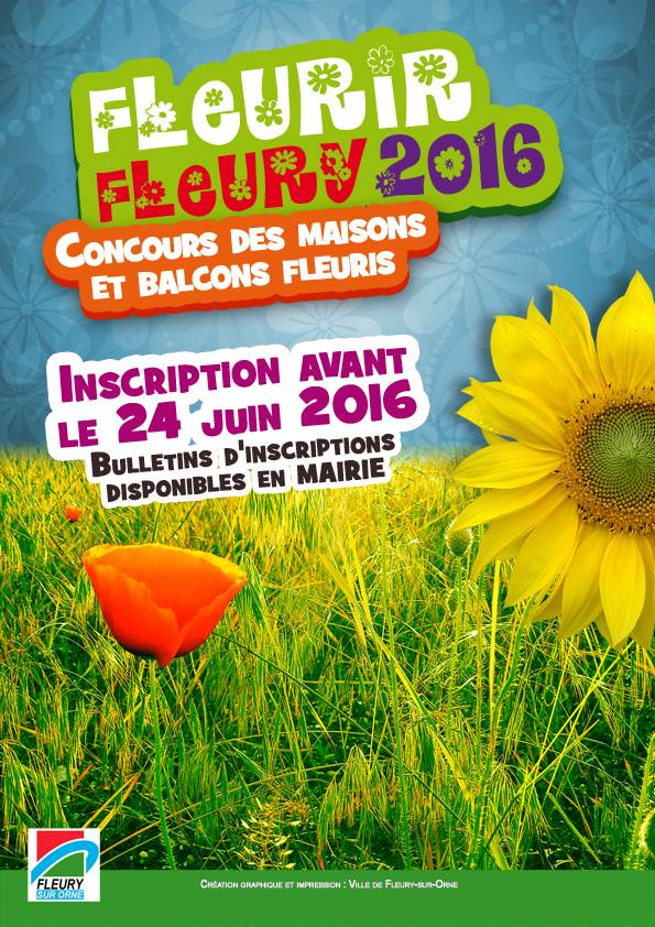 Fleurir Fleury 2016