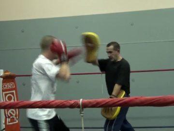 Entraînement boxe anglaise du jeudi 14 janvier 2010
