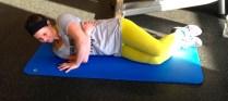 single arm tricep push up #1