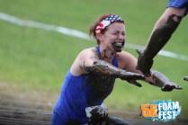Electric Mud crawl...when I ate mud