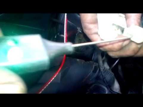 Conector Pedal Del Acelerador 3c