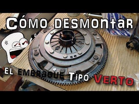 Restauración del Mini #38 – Cómo desmontar el embrague tipo Verto | (En español)