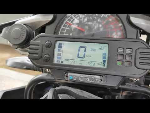 Corven Triax 250 Touring: Temperatura normal en tapa del embrague