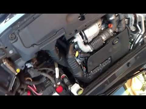 Ruido del embrague Peugeot 308, dentro del motor.