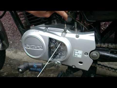 Suzuki AX 100 Cambiar Cable Del clutch, Cable Embrague | ToroMotos