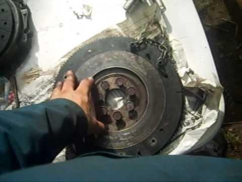Reparación embrague parte1. Renault 18
