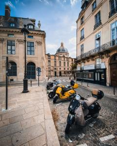 Assurance scooter professionnel