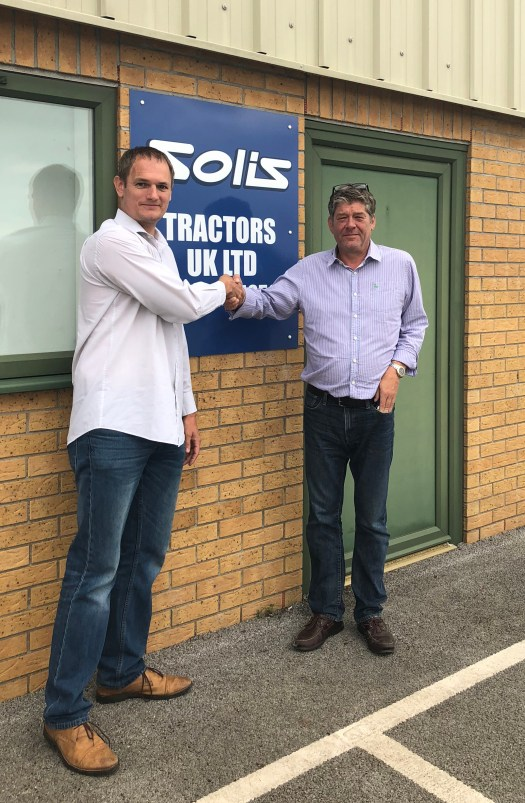 flexi-funding and Solis Tractors