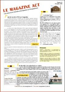 magazineACT-Numero10
