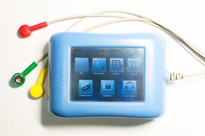 Cardio Mobile|Mobile electrocardiograph with touch screen ...