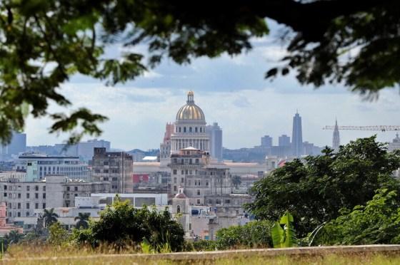 쿠바, 하바나의 국회 의사당.  하바나 / EPA 연합 뉴스