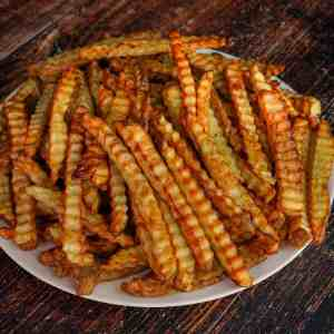 Crinkle Cut French Fries