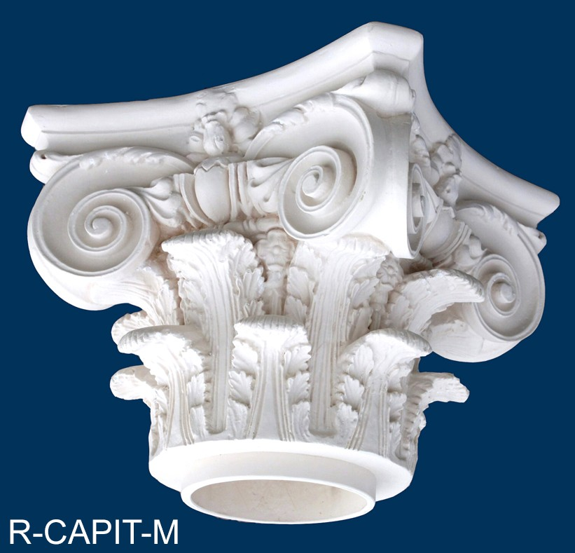 Modern Composite Capital for tapered column