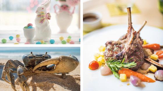 Les repas traditionnels de Pâques à travers le monde